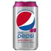 Diet Pepsi Wild Cherry, 12 oz