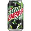 Mtn Dew Zero Sugar, 12 oz
