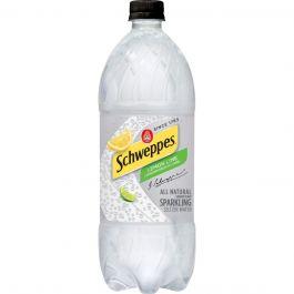 Schweppes Sparkling Lemon Lime, 2 L