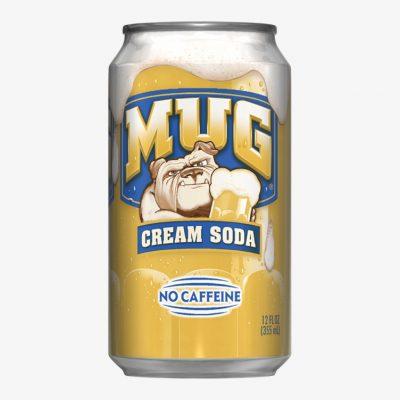 Root Beer Cream Soda, 12 oz