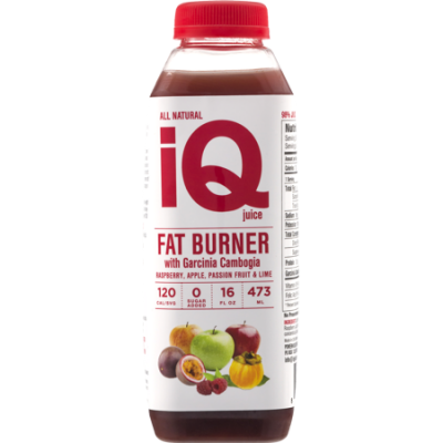 IQ, Fat Burner, 16 oz