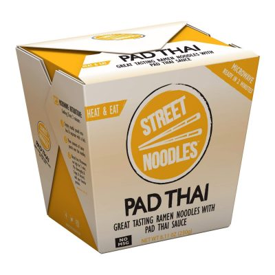 Street Noodles, Pad Thai, 8.11oz
