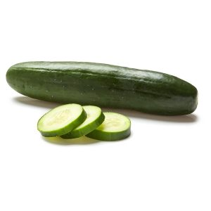 Cucumber, English, ea