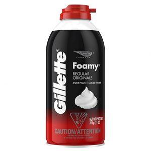 Gillette Foamy Shaving Cream 11oz