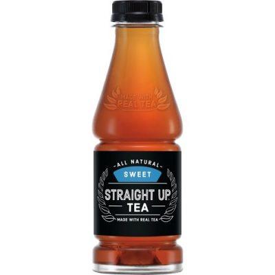 Straight Up Tea, Sweet Black Tea, 18.5oz