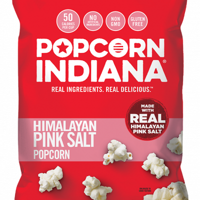 Popcorn Indiana, Himalayan Pink Salt, 3.5oz