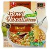 Nongshim Bowl Noodle, Beef, 3oz
