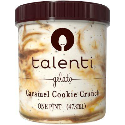 Talenti Caramel Cookie Crunch, Pint