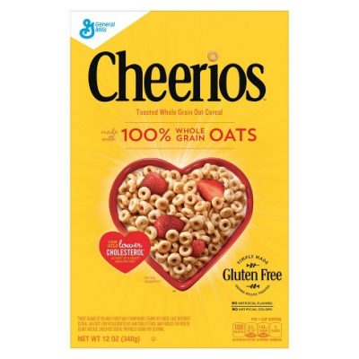 Cheerios, 12oz