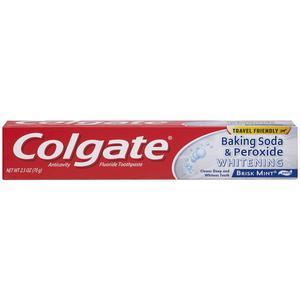Colgate, baking soda peroxide 2.5oz