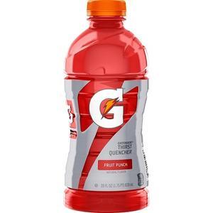 Gatorade, Fruit punch, 28 oz