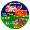 Nongshim Bowl Noodle, Hot & Spicy, 3oz