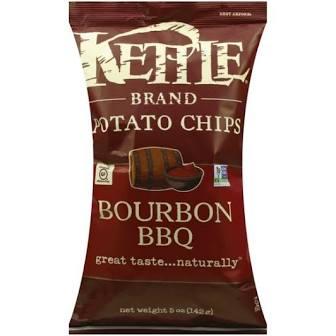 Kettle, Bourbon Bbq, 5oz