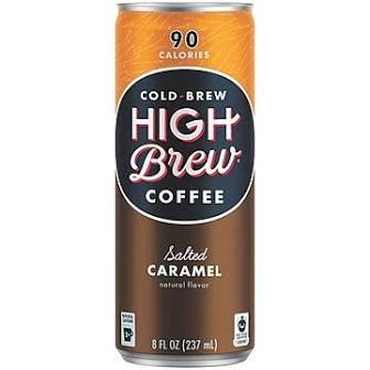 Highbrew, Salted Caramel, 8 Oz