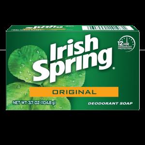 Irish Spring soap, piece