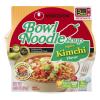 Nongshim Bowl Noodle, Kimchi, 3oz