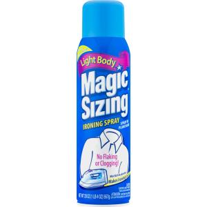 Magic Sizing Ironing Spray, 20oz
