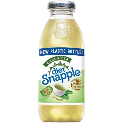Snapple, Diet Green Tea, 16 oz