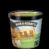 Ben & Jerry's PB & Cookies (Non dairy), 4 oz