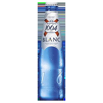 Kronenbourg Blanc, bottle, 11.2oz